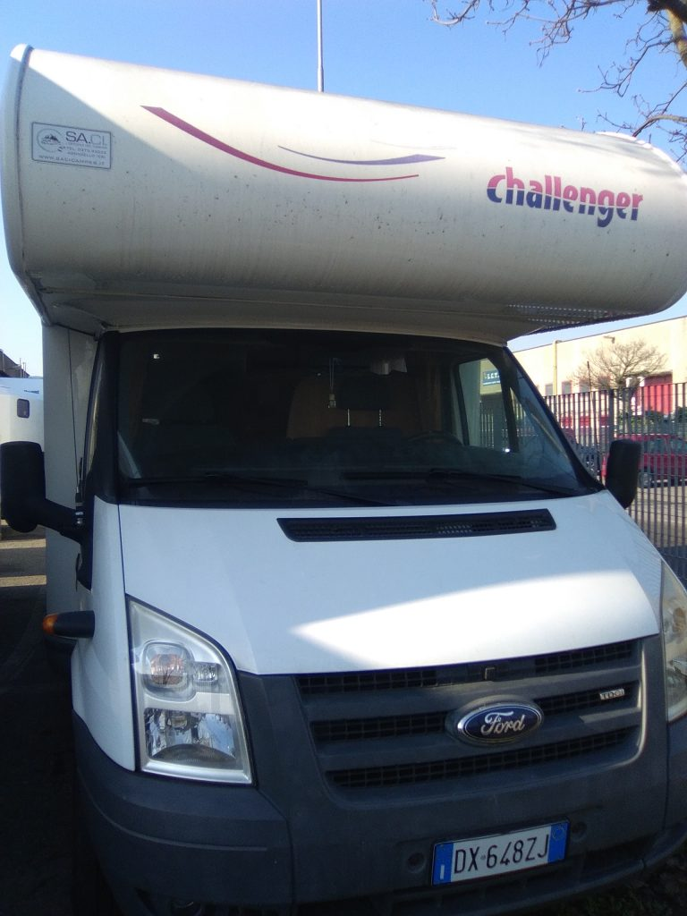 Mansardato Challenger Genesis 43